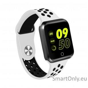 Išmanusis laikrodis ZGPAX S12 (Balta)