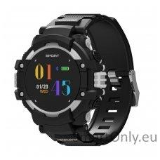 Išmanusis GPS laikrodis DT NO.1 F7 (Sidabrinė)