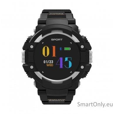 Išmanusis GPS laikrodis DT NO.1 F7 (Sidabrinė) 2