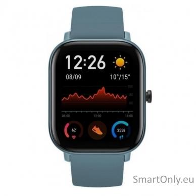 Išmanusis laikrodis Xiaomi Amazfit GTS (mėlyna) 2