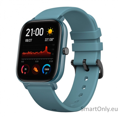 Išmanusis laikrodis Xiaomi Amazfit GTS (mėlyna)