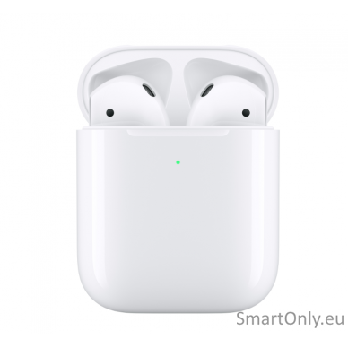 Apple AirPods White In-ear bevielės ausinės 2