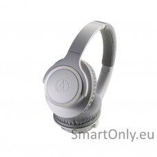 Belaidės ausinės Audio Technica ATH-SR30BTGY