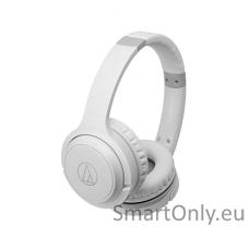 Belaidės ausinės Audio Technica ATH-S200BTWH