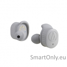 Audio Technica SonicSport White bevielės ausinės