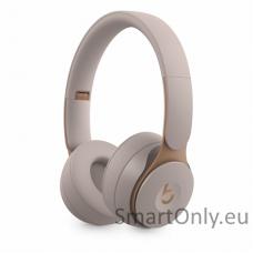 Belaidės ausinės Beats Solo Pro Pilka