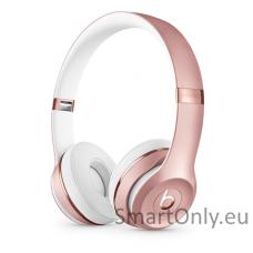 Belaidės ausinės Beats Solo3 Rose/Gold