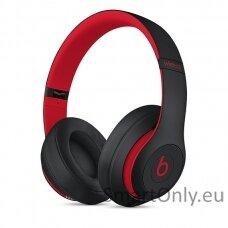 Belaidės ausinės Beats Studio3 Wireless Juoda/Raudona