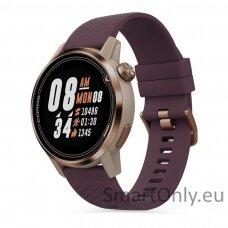 Išmanusis laikrodis Coros APEX Premium Multisport 42mm (auksinė)
