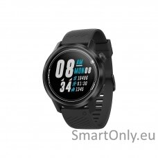 Išmanusis laikrodis Coros APEX Premium Multisport 46mm (juoda/pilka)