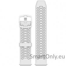Coros PACE 2 White silikoninė apyrankė (42mm)
