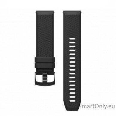 Coros APEX Black apyrankė (42mm)