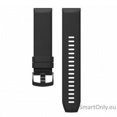 Coros APEX Pro Black apyrankė (46mm)