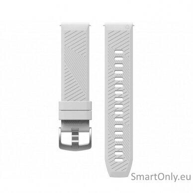 Coros APEX White apyrankė (46mm)