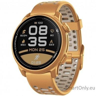 Coros Pace 2 Premium Gold 2