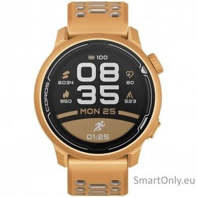 Coros Pace 2 Premium Gold 3