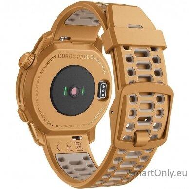 Coros Pace 2 Premium Gold 5