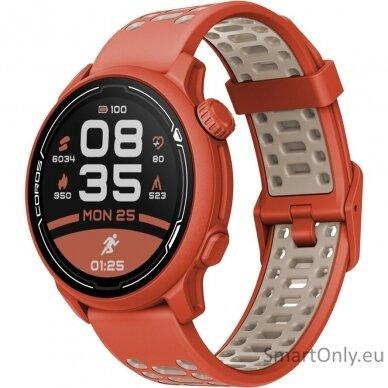 Coros Pace 2 Premium Red
