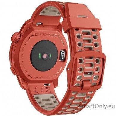 Coros Pace 2 Premium Red 4