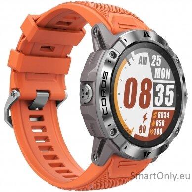 COROS VERTIX 2 Watch Lava išmanusis laikrodis 2