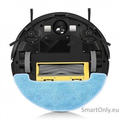 Dulkių siurblys-robotas ILIFE X660 6