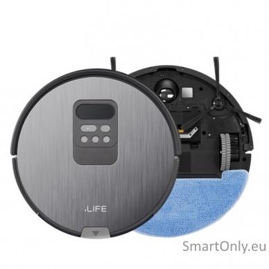 Dulkių siurblys-robotas iLife X750 V80 4