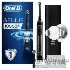 Elektrinis dantų šepetėlis Oral-B 10000N Juodas