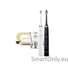 Elektrinių dantų šepetėlių komplektas Philips HX9392/39