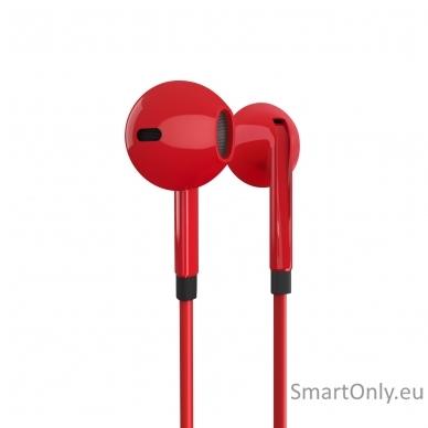 Energy Sistem 1 Red bevielės ausinės 5