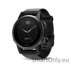 Garmin Fenix 5S Black
