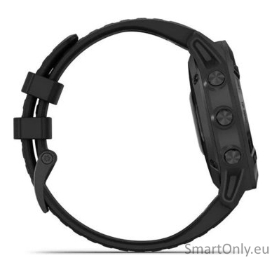 Garmin Fenix 6 Pro Black 4