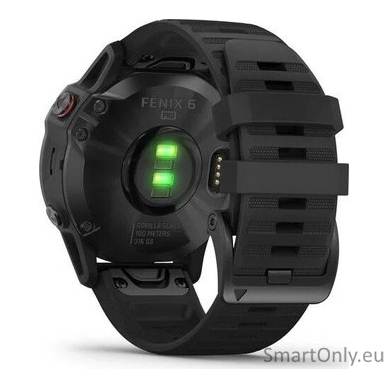 Garmin Fenix 6 Pro Black 6