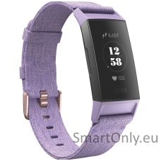Fitness Tracker Fitbit Charge 3 Special Edition Lavender