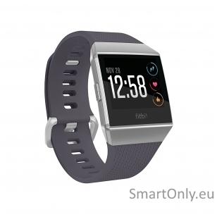 Fitbit Ionic išmanusis laikrodis (pilka)