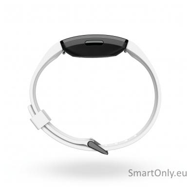 Fitbit Inspire HR išmanioji apyrankė (balta) 2
