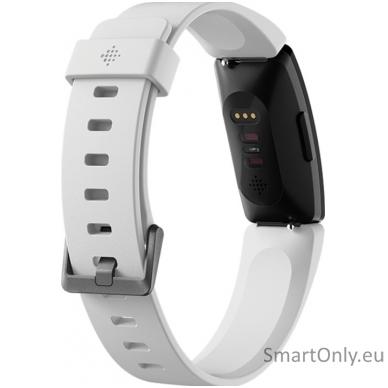 Fitbit Inspire HR išmanioji apyrankė (balta) 3