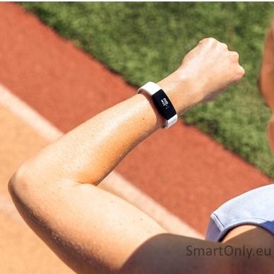 Fitbit Inspire HR išmanioji apyrankė (balta) 4