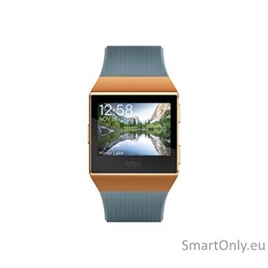 Fitbit Ionic išmanusis laikrodis (mėlyna) 3