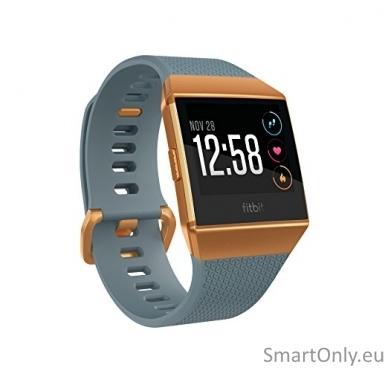 Fitbit Ionic išmanusis laikrodis (mėlyna)