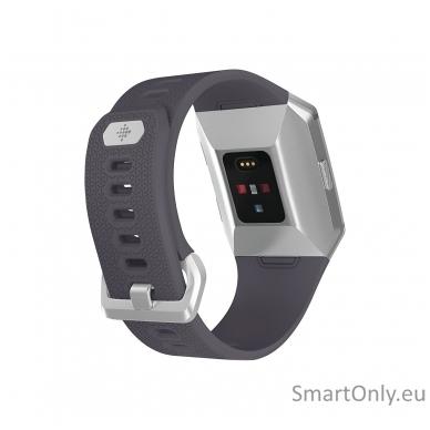 Fitbit Ionic išmanusis laikrodis (pilka) 3