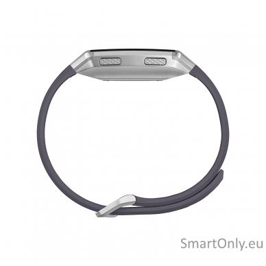 Fitbit Ionic išmanusis laikrodis (pilka) 4