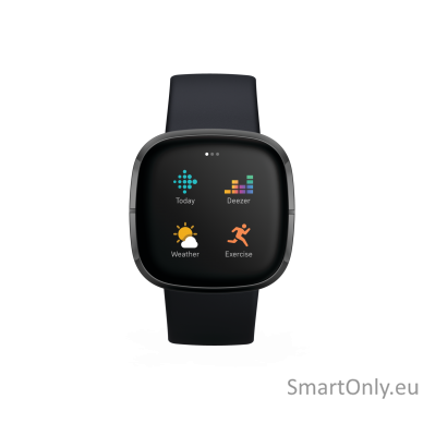 Fitbit Sense Smart watch Carbon 2