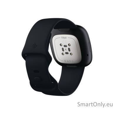 Fitbit Sense Smart watch Carbon 3