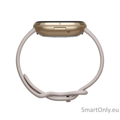 Fitbit Sense Smart watch Lunar White 4