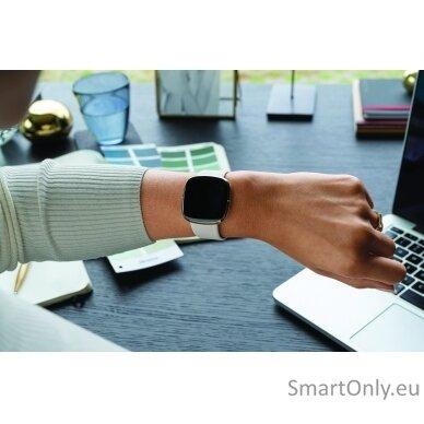 Fitbit Sense Smart watch Lunar White 5