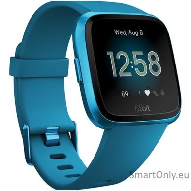 Fitbit Versa Lite išmanioji apyrankė (mėlyna)