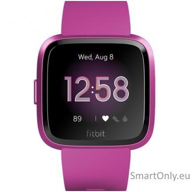 Fitbit Versa Lite išmanioji apyrankė (rožinė) 2