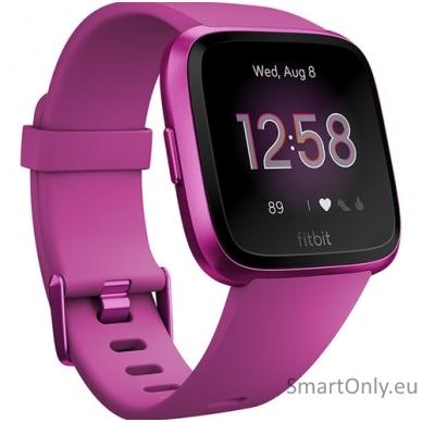 Fitbit Versa Lite išmanioji apyrankė (rožinė)