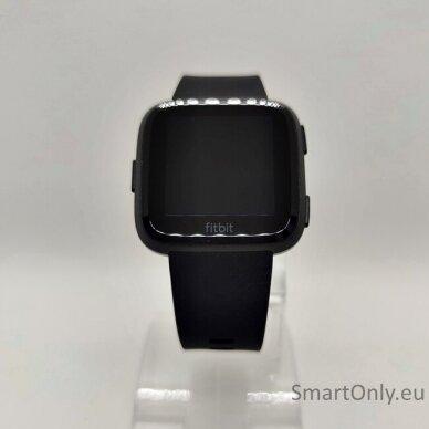 Fitbit Versa NFC Black išmanusis laikrodis 3