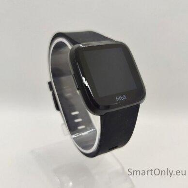 Fitbit Versa NFC Black išmanusis laikrodis 5